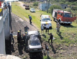 Accidentes cobran tres vidas m�s