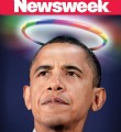 Newsweek dijo que Obama es gay